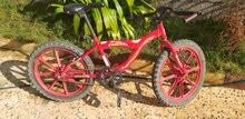 دراجة عشرين كافور