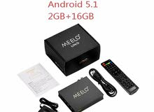 MEELO + UNO Android Receiverأندرويد رسيفر