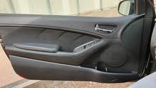 كيا سيراتو 2014 اسود محرك 2000 سبورت خليجي