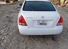 White Hyundai Equus 2001 for sale