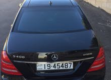 Mercedes Benz S400 hybrid Designo