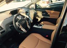 للبيع سيارة بريس 7 مقاعد موديل 2013 فحص  اضافات كاملة