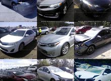 For sale 2013 Grey Camry