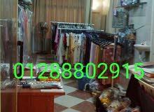 محل تجارى للبيع مدينة الشيخ زايد الحى الأول مول لؤلؤة زايد التجارى مساحة المحل40
