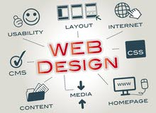 Web designing and development works