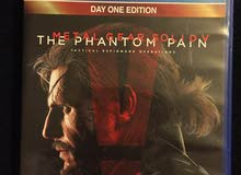 metal gear solid v (the phantom pain) - mafia 3