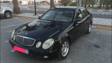 Mercedes Benz E 240 in Southern Governorate