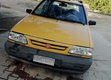Renting SAIPA cars, 141 2012 for rent in Baghdad city