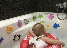 sticker for the bath for babies