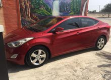 For sale 2012 Red Elantra