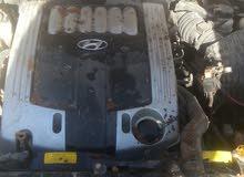 هونداي قرند موديل 2004محرك 27دايره حادت كما موضح بالصورة