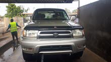 Toyota 4Runner 2002 For sale - Silver color