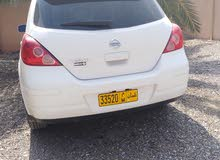 Nissan Versa 2010 For sale - White color
