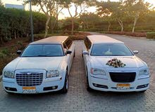 ايجار سيارات زفاف وافراح.   المهندسين