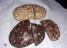 الاحجار الكريمة والنيازك Meteorites