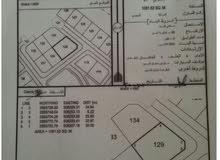 الخابوره قصبيه البوسعيد أرض للبيع 1081متر