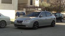 Silver Hyundai Avante 2007 for sale