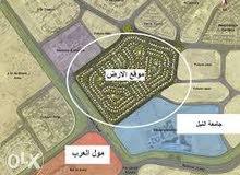 ارض 704م عمارات فى بيت الوطن الشيخ زايد موقع متميز على ش اركان
