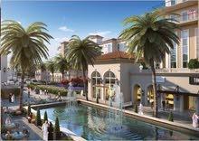 فيلا طابقين 3 غرف  بمعمار اسباني فى دبى لاند