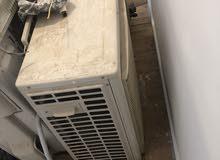 4 مكيفات مستعملة للبيع  (ثلاثة(2طن) واحد(1.5)طن (4 air used conditioning for sale)