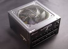 Seasonic 660 watt 80 plus power supply for sale! بور سبلاي !