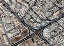ارض 280م في ضاحية الياسمين خلف كارفور مع منسوب طابقين تصلح لاسكان