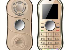 UNIVERSAL Servo S08 1.3 Inch 300mAh Bluetooth Dual SIM Rotating Fidget Spinner F