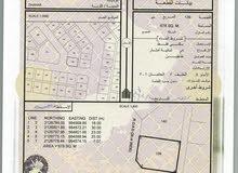 للبيع ارض سكنية ممتازة في الدقم مربع ظهر 1 عند البيوت و قرب الشارع