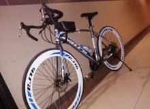 دراجة صباق جديدة 700cc