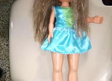 """""""NANCY""""Large girl doll from Famosa, original has glass eyes. Or her sister doll."""