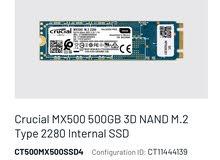 wanted internal SSD