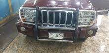 Red Jeep Commander 2007 for sale