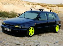 Manual Volkswagen Golf for sale