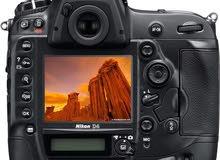 للبيـع كـاميرا نيكـون D5
