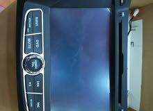 شاشة سياره للبيع نوع سنتافي