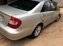 Used condition Toyota Camry 2004 with  km mileage