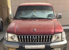 2000 Toyota Prado for sale in Abu Dhabi