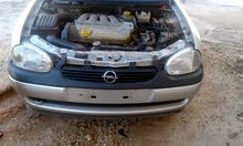 Used condition Opel Corsa 1998 with 80,000 - 89,999 km mileage