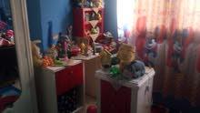 غرفة اطفال عمولة استعمال سنتين بس بحالة فوق الممتازة