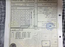 ارض للبيع سكنيه الحزم/المعمورة