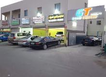 محل للبيع او المشاركة مرخص بيع قطع غيار واصلاح كهرباء السيارات