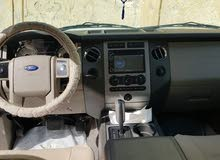 White Ford Expedition 2013 for sale