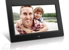 digital photo frame with remote
