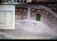 ارض للبيع في مادبا مليح اراضي وزارة الصحة