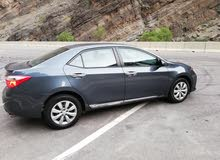 Used 2014 Toyota Corolla for sale at best price