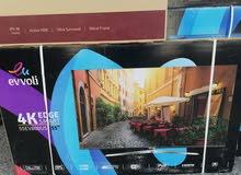 شاشات evvoli ايطالية الصنع حصريا باقل الاسعار