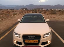 For sale 2009 White A4