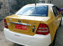 Automatic Orange Geely 2010 for sale