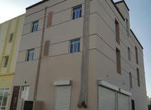مبنا سكني تجاري جدييييد في ولاية العامرات
