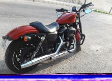 Used Harley Davidson motorbike directly from the owner